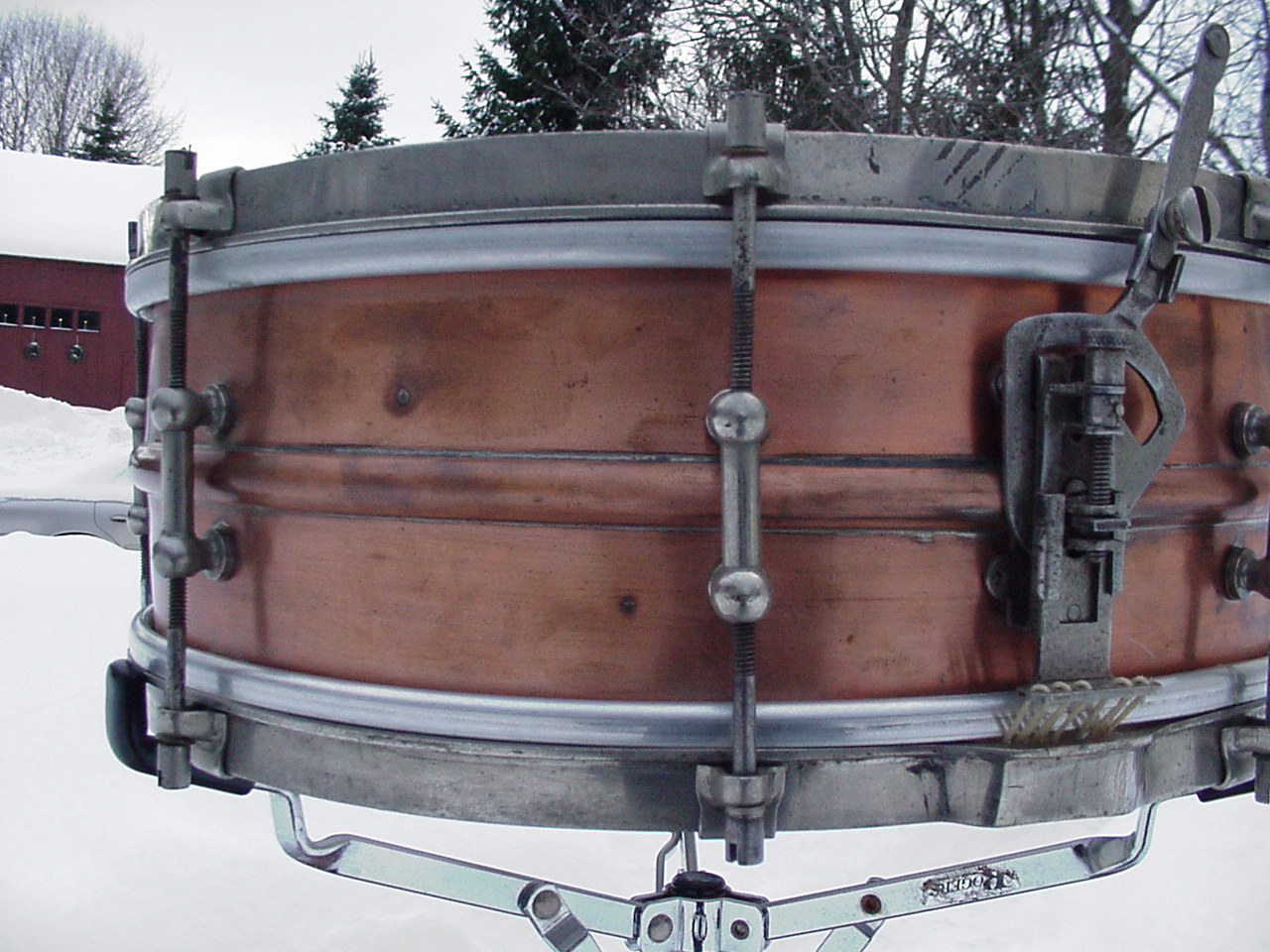 Jollity\'s Snare Drums