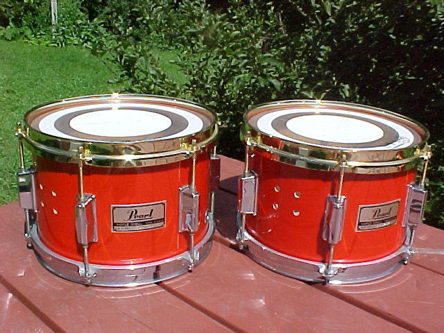 maple shell usa made pearl drums dfo drum forum. Black Bedroom Furniture Sets. Home Design Ideas